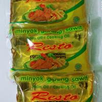 Minyak Goreng Resto Kemasan Bantal 200ml