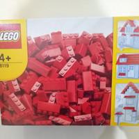 Lego 6119 - red roof tiles