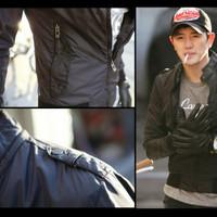 Jaket parka/ jaket kulit/ jaket bomber/ jaket kulit korean style SK-43