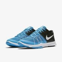 Nike Original Zoom Train Incredibly Fast Blue Glow White Light