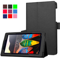 Tablet Case For Lenovo Tab 3 TB3-730X 7 Inch Protective Stylish Hitam
