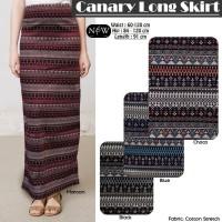 Canary Long Skirt MURAH