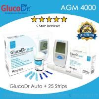 Jual GlucoDr Auto GLUCO DR AGM-4000 Alat Gula Darah AGD Murah