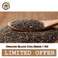 Black Chia Seeds 1 Kg