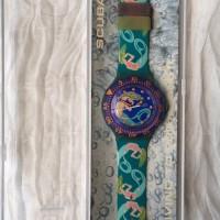 Jam Swatch Scuba 200 Authentic/Original