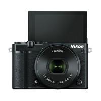 Nikon 1 J5 Kit 10-30mm Kamera Mirrorless - Hitam