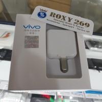 Carger Charger Semua Hp Vivo 2A Fast Charging Original Ori Batok Kabel