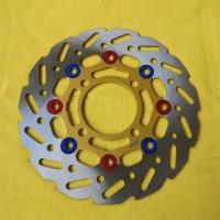 Piringan Cakram Rem Depan / Disc Brake Ring Variasi Thailook Sport Mio