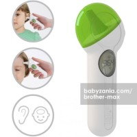 Brother Max One Touch 2 in 1 Thermometer MURAH
