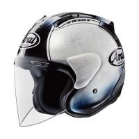 Arai SZ-RAM 4 Helm Half Face - Harada Tour