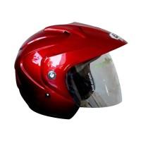 BMC Sharp Helm Half Face - Red
