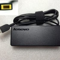 Adaptor Laptop Lenovo S5 20v 3.25a plug kotak jarum (Black ORI)