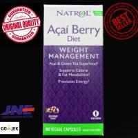 Natrol Acai Berry Pelangsing Alami dan Terampuh