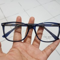 Frame Kacamata Minus Ted Baker 2558 Pria Wanita Hitam
