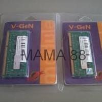 RAM TERLARIS / MEMORY LAPTOP DDR3 8GB VGEN BARU (RAM SODIM/SODIMM DDR3