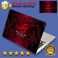 Garskin Skin Laptop Asus 4 Stiker Laptop