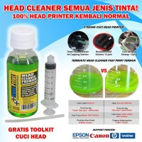 Head Cleaner Premium Fast Print 100 ML