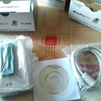 Universal Programmer USB MiniPro TL866 CS TL866CS unit cd kabel usb