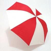 A23492 payung Lipat 3 Merah putih