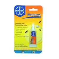 Harga promo obat racun basmi kecoa dari bayer blattanex gel 12gr | antitipu.com