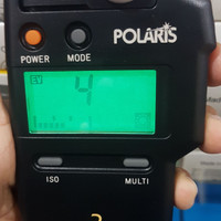 Polaris LIGHT METER MARK II / POLARIS VERSI 2 (MADE IN JAPAN)