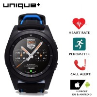 PROMO! Smartwatch G6 sports Black Heart Rate - G6 Smartwatch Sport Sil