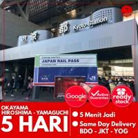 JAPAN OKAYAMA HIROSHIMA YAMAGUCHI 5 HARI (DEWASA)