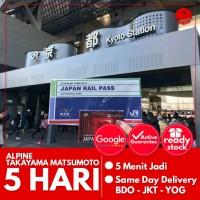 JAPAN ALPINE TAKAYAMA MATSUMOTO 5 HARI (DEWASA)