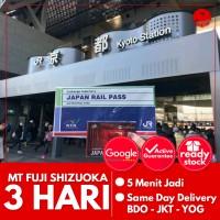 JAPAN MT FUJI SHIZUOKA 3 HARI (DEWASA)