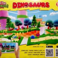 fun doh dinosaurus mobile apps/ fun doh dinosaurus/mainan edukasi anak