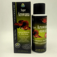 Super Arwana S5 Interial Bacteria & Ulcer Away
