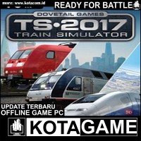 Train Simulator 2017 Pioneers Offline PC Laptop Game