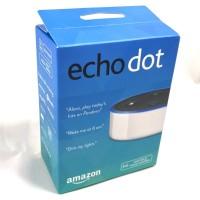 Amazon Echo Dot 2nd Gen Alexa Smart Voice Control AI Bluetooth WHITE