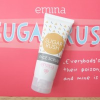 Sugar Rush Face Scrub pembersih wajah  emina cosmetik