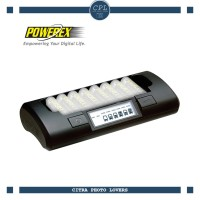 Charger MAHA Powerex MH-C801D / Charger AA / Charger AAA