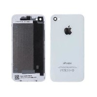 Apple Iphone 4s Back Glass - Spare Part Original Replac Murah