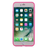 SMOOTH SURFACE SOLID TPU CASE IPHONE 7 PLUS MAGENTA Limited