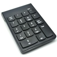 Wireless Portable Numeric Keypad Numpad 2 4GHz 10 Meter