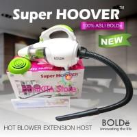 Promo Super Hoover Bolde Cylone Vacuum Cleaner 2 In 1 Diskon