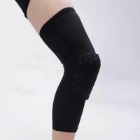 Leg sleeve pad basket Ankle kaki lutut busa termur