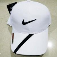 Golf Cap Topi Golf Brand Nike Premium With Pin Mag