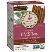 Traditional Medicinals, Women's Teas, Organic PMS Tea, 16pcs