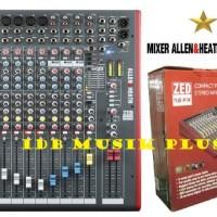 Mixer ALLEN HEATH ZED 12 FX / Zed12Fx / ZED 12FX / ZED-12FX