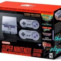 Jual Nintendo Classic Console : Super NES - SNES Mini Murah