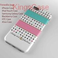 Cute FREE chanel quote phone Phone Case Semua Type HP