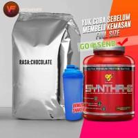 BSN Syntha-6 1 lbs SYNTHA6 whey + casein protein wanita terbaik ECER