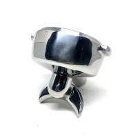 NUOVA RICAMBI Double Spout Portafilter Head Only for E61 La Marzocco