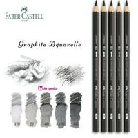 Faber Castell Graphite Aquarelle Pencils - Satuan