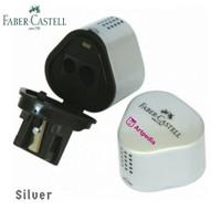 Faber Castell Trio Pencil Sharpener Colours / Sharpener Grip 2001