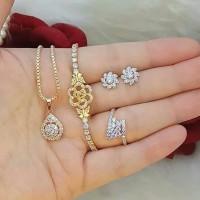 Harga 1 Set Perhiasan Travelbon.com